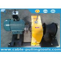 Wholesale Heavy Duty 8 Ton Wire Rope Cable Winch Puller With Electric Engine from china suppliers