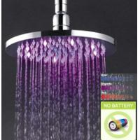 "Wholesale 8"" Water Powered LED Shower Head, FD-2008-02 from china suppliers"