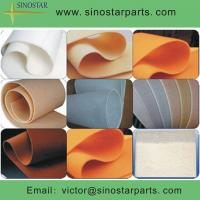 Wholesale 100% synthetic BOB paper making felt from china suppliers