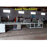 Wholesale Stable Three Rollers Pet Sheet Production Line , Plastic Sheet Extruder Machine from china suppliers