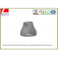 Wholesale Industrial Machining Aluminium Heatsink Extrusions , +/-0.02mm Tolerance from china suppliers