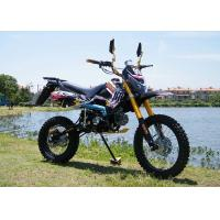 Wholesale Four - Stroke 110cc Dirt Bike Motorcycle Smart Shape With Strong Compression Ratio from china suppliers