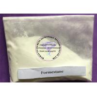 Wholesale Healthy Anti Estrogen Steroids Cycle Formestane Raw Powder For Sale 566-48-3 from china suppliers