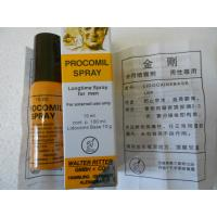 Wholesale Procomil Spray For Man Enhancement , Male Delay Spay 15 ml / Bottle GMP & FDA from china suppliers