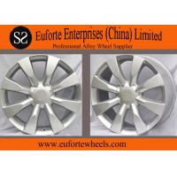 Wholesale Hyper Silvery Infiniti Nissan Replica Wheels /  18 inch car wheels from china suppliers