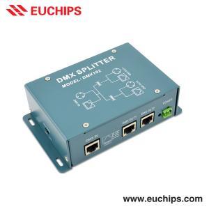 Quality 12-24VDC LED DMX Signal Splitter for sale