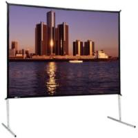 Wholesale Portable Projector Fast Fold Screens / Movie Presentation Rear Projection Screen from china suppliers