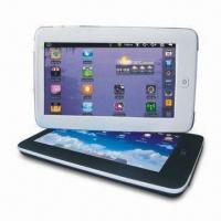 Wholesale 7-inch MID TFT 260K Color LCD with Res-type Touch Panel and Google Android 2.2 Operating System from china suppliers
