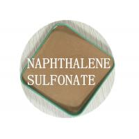 Buy cheap Naphthalene Sulphonate Formaldehyde , Superplasticizer Admixture For Concrete Highly Effective from wholesalers