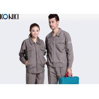 Wholesale Construction Work Custom Embroidered Work Uniforms / Workwear Trousers SGS from china suppliers