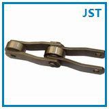 Wholesale 57.15 Long Pitch OEM Industrial Steel Pintle Chain (667) from china suppliers