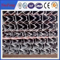 Wholesale Top quality aluminum gutter profiles, profil aluminum extruded from china suppliers