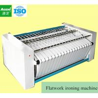Wholesale Aozhi flat work ironing and drying machine for laundry hotel linens from china suppliers