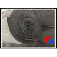 Wholesale PAN Based Heat Preservation Mat Soft Graphite Felt For Specialist Castings from china suppliers