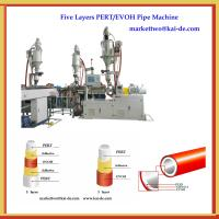 Wholesale EVOH/PEXB Pipe Making Machine 3 layers EVOH Pipe Machine manufactuerer from china suppliers