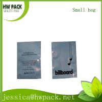 Wholesale half metalized foil ear phone bag from china suppliers