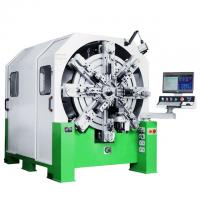 Wholesale CNC Camless Wire Spring Froming Making Bending Machine spring making machine from china suppliers