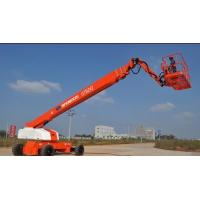 Wholesale Telescoping Boom Crane Original Cummins Diesel Engine Straight Arm from china suppliers