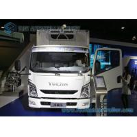 Wholesale Professional IVECO Refrigerated Box Truck 3 T Mini Refrigerated Trailer from china suppliers