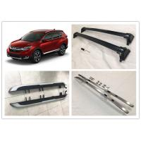 Wholesale HONDA All New CR-V 2017 CRV OEM Car Side Bumper Running Boards Durable Plastic PP from china suppliers