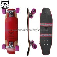 Wholesale Deluxe Longboard Foxen xinda factory, 104 cm, 9 layers Canadian Maple, Drop Down from china suppliers