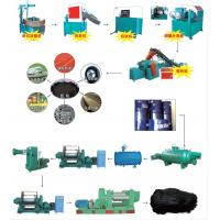 Wholesale reclaimed rubber making line from china suppliers