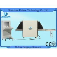 Buy cheap Middle Size X Ray Baggage Inspection System With Tunnel Size 650mm*500mm from wholesalers