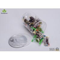 Buy cheap 360ml Safety Transparent Spice Sealed Jars for Food packaging from wholesalers