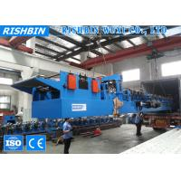 Wholesale 10 - 15 m / min C Channel C Purlin Roll Forming Machine for Structural Steel from china suppliers