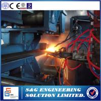 Wholesale High Speed 20 - 90M / Min Welded Pipe Machine / Steel Tube Machine 4 - 8M Length from china suppliers