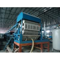 Buy cheap Roller Type Pulp Molding Machine Paper Egg Tray Machinery Manufacture FC-ZMG4-32 from wholesalers