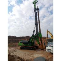 Wholesale KR150C Rotary Borehole Drilling Machine , 1500mm Max Pile Diameter from china suppliers