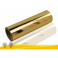 Wholesale High Efficiency Metallised PET Film Moisture Barrier Environmentally Friendly from china suppliers