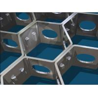 Wholesale Hexsteel Refractory Anchor,Perforated Hexmesh,Anti-Abrasion Hexmetal Cyclone Linings from china suppliers