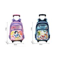 Wholesale 600D polyetser trolley school backpack kids school trolley backpack-- from china suppliers
