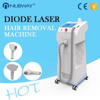 Buy cheap High energy Germany imported filter CE/FDA approved 808nm diode laser hair removal machine from wholesalers