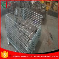 Wholesale GX300 CrNiSi652  White Iron Casting Hardness More Than HB600 EB10024 from china suppliers
