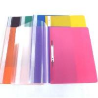 Buy cheap PP File Folder, A4/A5/Fc, PP Report Cover from wholesalers