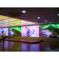 Wholesale Rental Indoor Full Color LED Display Video Wall / SMD led advertising display P7.62 from china suppliers