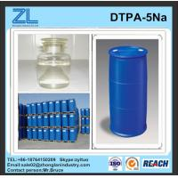 Wholesale light yellow DTPA-5Na liquid for Industry from china suppliers