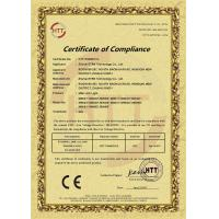 Zhuhai ETRN Technology Co., Ltd. Certifications