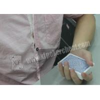 Wholesale Plastic Casino Games Marked Cheating Poker Cards Shirt Button Camera from china suppliers