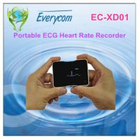 Wholesale Accurate Micro Home Portable ECG Machine / Device With Battery from china suppliers
