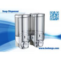 Wholesale Luxury Liquid Soap Dispenser / Shampoo Dispensers For Body Wash , Hand Washing from china suppliers