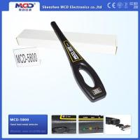 Wholesale Security Super Handheld Metal Detector Wand Full Body Scanner With Recharger from china suppliers