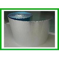 Wholesale Single Layer Bubble Foil Roofing Silver Foil Insulation Wrap Antiglare from china suppliers