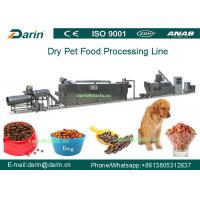 Wholesale Popular And High Quality pet food machine / fish feed machinery from china suppliers