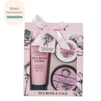 Wholesale Luxury Pamper Gift Sets Long Lasting Hydrating Feature MSDS Certification from china suppliers