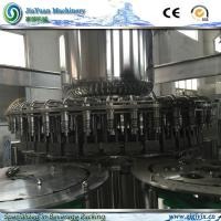 Quality Built for Mass Production, Pure, Mineral Water Filling Machine With 304/316 Sataineless Steel Welded Frame for sale