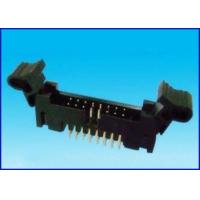 Wholesale 2.54mm pitch striaght type molex male connector,ejector header from china suppliers